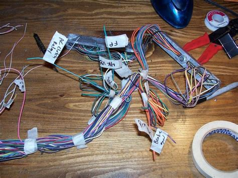 Vortec Wiring Harness Info