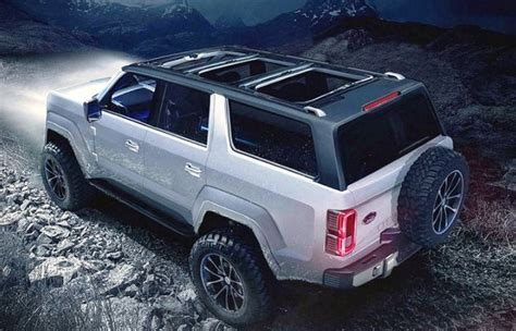 2019 Ford Bronco 4 Door by 2020 Ford Bronco 4 Door Price Release Date Specs Ford 2021