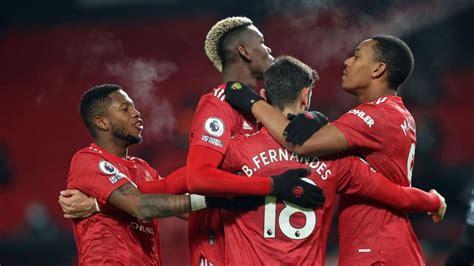 Cavani out, De Gea, Martial to start: Manchester United ...