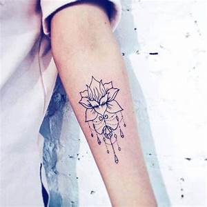Tatouage Avant Bras Femme Mandala : tatouage fleche femme avant bras ~ Melissatoandfro.com Idées de Décoration