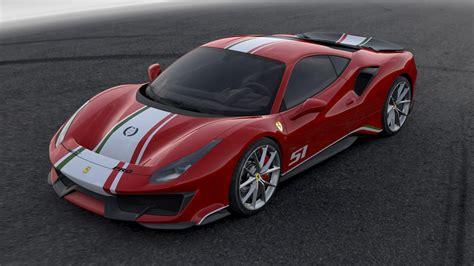 Price (msrp) ferrari 488 pista: 2018 Ferrari 488 Pista Piloti Ferrari | Top Speed