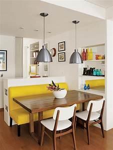 Banquette De Cuisine : un banc dans la cuisine frenchy fancy ~ Premium-room.com Idées de Décoration