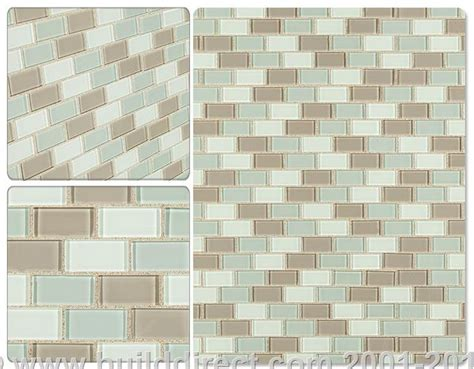 cabot glass tile crystalized glass blend 4mm series