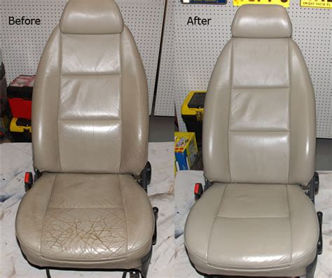 Repair In Leather by Expert Car Repairs How To Repair Car Leather Seats