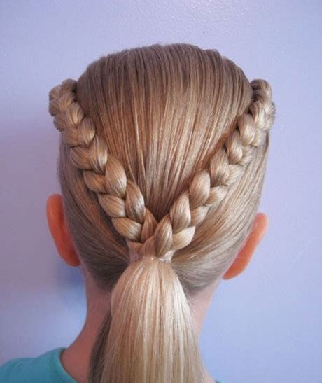 Kid Hairstyles Easy cool easy hairstyles for
