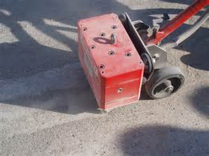 Concrete Cleaning Machine Gallery