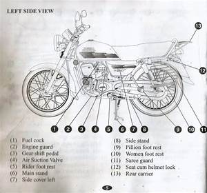 Hero Honda Splendor Plus Wiring Diagram