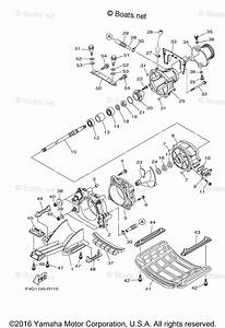 Yamaha Waverunner Parts 2016 Oem Parts Diagram For Jet