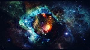 Galaxy Space Cool Wallpaper Wallpaper | WallpaperLepi