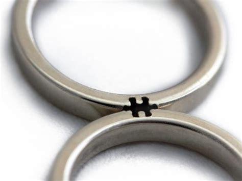 wedding rings    sense   fit