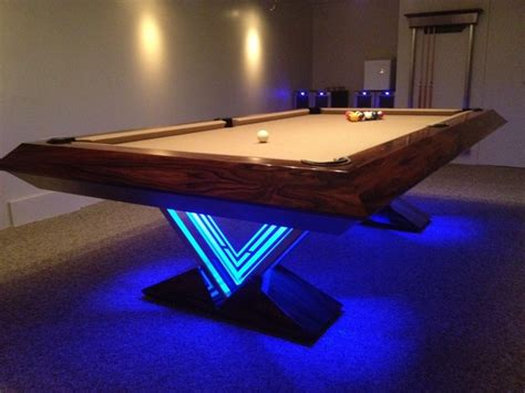 pool table design plans vue pool table by mitchell exclusive billiard designs