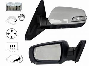 2011 Kia Sorento Side View Mirror Painted