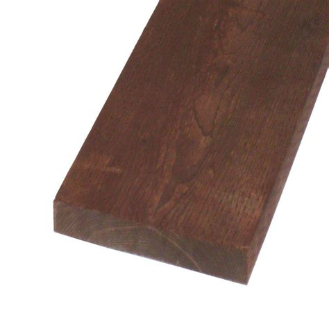 pressure treated deck boards home depot weathershield 2 in x 4 in x 16 ft 2 prime pressure