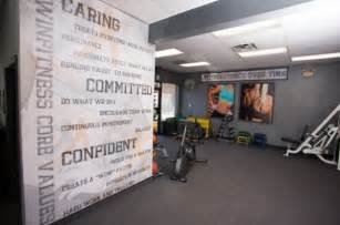 Fitness Gym Interior Design Ideas for Walls