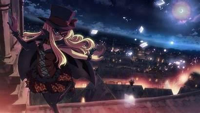 Anime Dj Character Wallpapers Lupine Desktop Manga