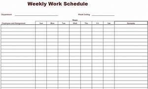 weekly work schedule template template business With roster timetable template