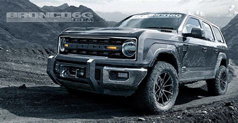 scale model news  road racing style ford baja bronco