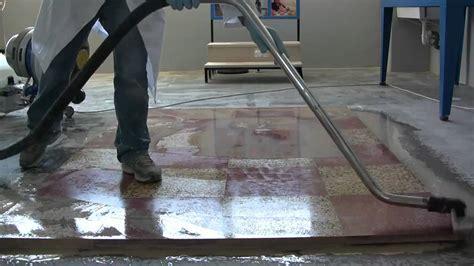 Terrazzo floor polishing   How to polishing floor with