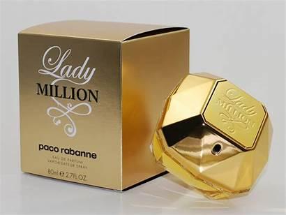 Million Lady Rabanne Paco Parfum Eau Ml