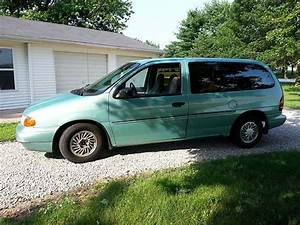 Buy Used 1998 Ford Windstar 3 0l Mini Passenger Van 3