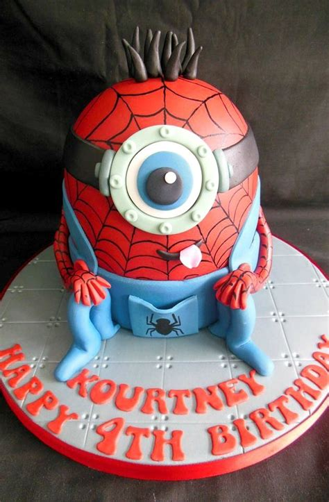 spider man cakespider man cake ideas