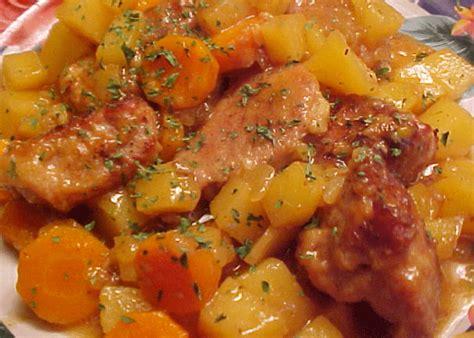 recette de cuisine ivoirienne recette de la semaine ragoût de porc images frompo
