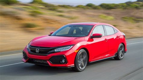 Honda Civic 2019 by 2019 Honda Civic Ex Redesign Techweirdo