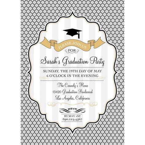 free graduation invitation templates card template graduation invitation template card