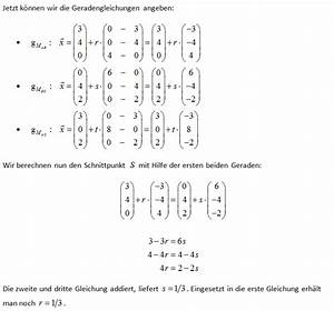 Seitenhalbierende Dreieck Berechnen Vektoren : analytische geometrie seitenhalbierende im dreieck ~ Themetempest.com Abrechnung