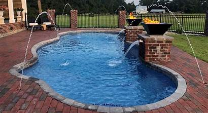 Pool Swimming Water Features Pools Waterfalls Fountains