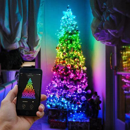 twinkly smart led christmas lights leds reviews