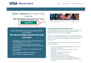 In total, we proudly serve nearly 3 million cardholders and have extended over $5.3 billion in credit. www.merrickbank.com/Login - Easily apply for Merrick Bank Visa Credit Card and Activate Online ...