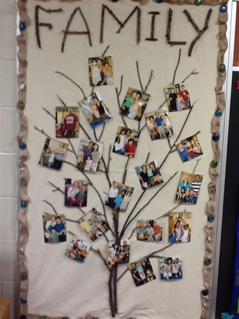 family tree  display  picture   child