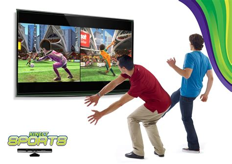 Get Sweaty With Kinect Sports Screenshots The Tanooki