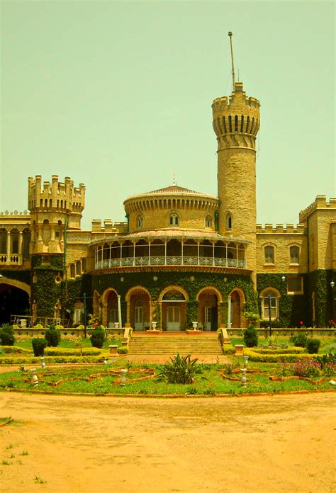 Bangalore Palace | palaces in karnataka | Karnataka Tourism
