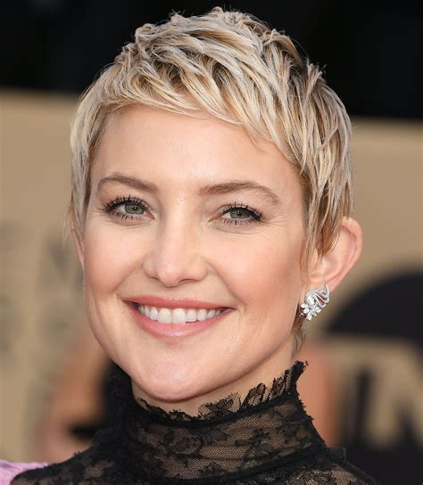 kate hudson pixie haircut stylis interview  riawna