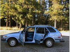 $2,800 Movie Car 1983 Honda Civic Wagon