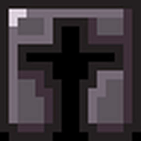 Not So Simplistic Netherite Armor Minecraft Texture Pack