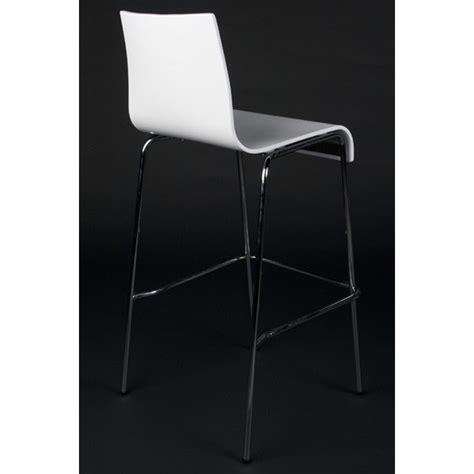 chaise bar 4 pieds chaise de bar 4 pieds design en image