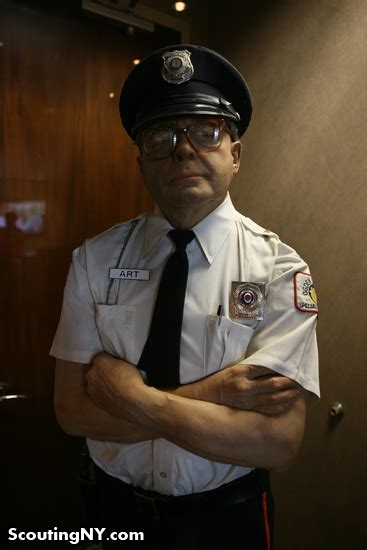 Security Guard In Rochester Ny by The Creepiest Security Guard You Ll Meet Scouting Ny