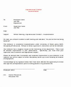 safety warning letter template 6 free word pdf format With safety memo template