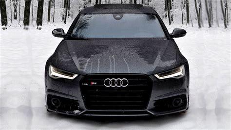 Audi 2017 S6 by 2017 Audi S6 V8 In Snow Wonderful