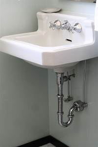 Plough your own furrow one person making her way in the for How to install wall mounted sink