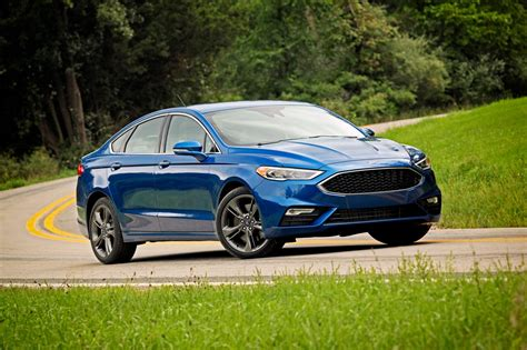 2018 Ford Fusion Sedan Pricing  For Sale Edmunds