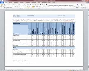 Matrix Rechnung : sop 301 01 qualifizierung von mitarbeitern ~ Themetempest.com Abrechnung