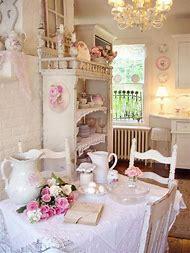 Shabby Chic Cottage Decorating