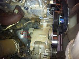 How To Replace The Waterpump And Timing Belt On A Hilux D4d