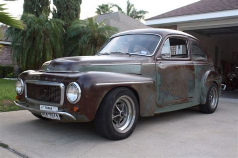 Volvo PV544 Rat Rod for sale: photos, technical ...