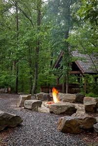 30, Exciting, Backyard, Fire, Pit, Landscaping, Ideas, On, A, Budget
