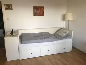 Ikea Bett Ausziehbar : hemnes tagesbett wei von ikea 3 schubladen ausziehbar in m nchen ikea m bel kaufen und ~ Orissabook.com Haus und Dekorationen